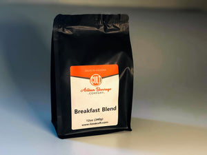 Breakfast Blend - Ground Coffee - 12oz.