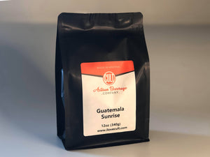 Guatemala Sunrise - Ground Coffee - 12oz.