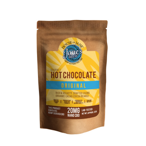 Jane's Brew Nano CBD Hot Chocolate - 20MG