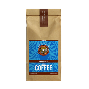 Jane's Brew - Dark Roast Coffee Blend 8 oz