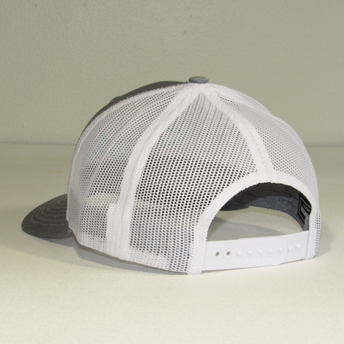 NEW Stacked grey/tiffany blue snap back