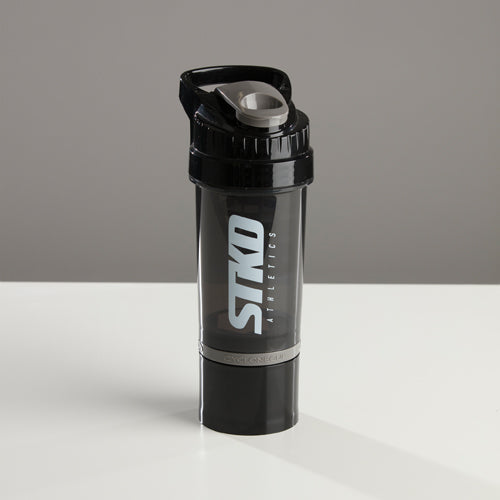 Shaker STKD 22oz with storage cup black