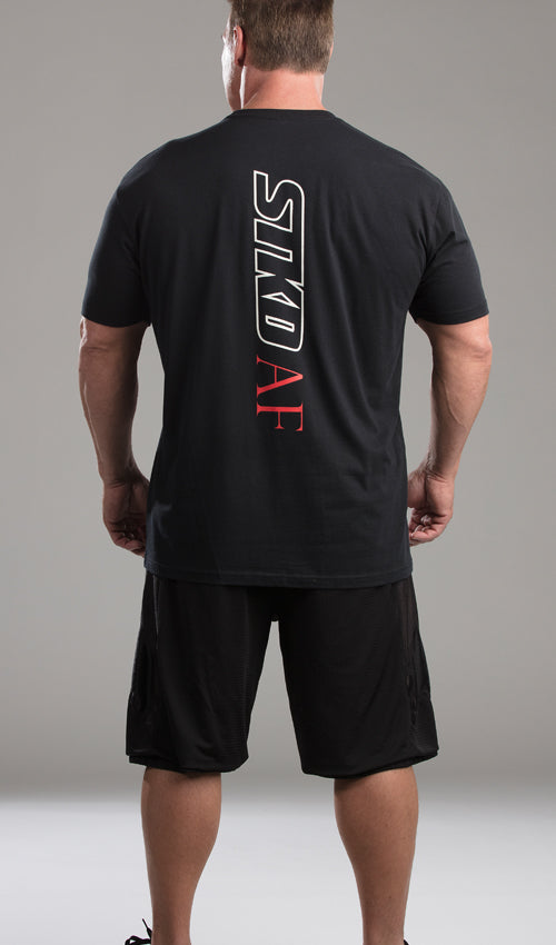 Tee Mens Athletic Freak AF black