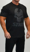 Tee Mens Got Your 6 Military black