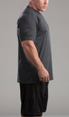 Tee Mens Signature Series charcoal