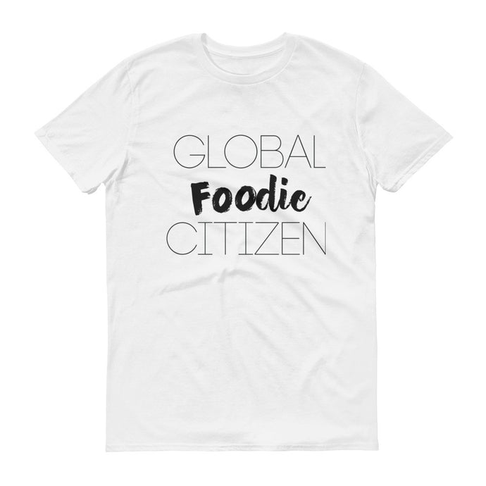 Global Foodie Citizen Men's Short sleeve t-shirt
