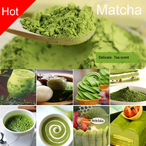 100g Japanese Matcha Green Tea Powder - 100% Natural Organic