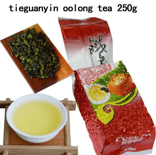 250g Authentic Top grade Chinese Oolong tea , TieGuanYin tea