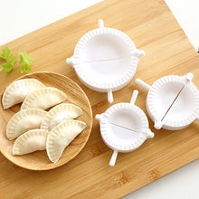 Dumpling/Gyoza/Ravioli/Empanada Maker - 3pcs Press Mold