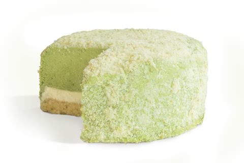 Matcha Dante Double Fromage