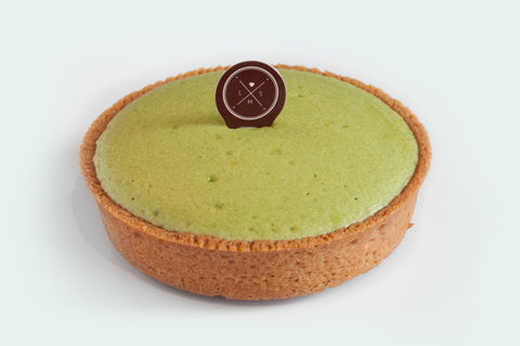 Matcha Cheese Tart