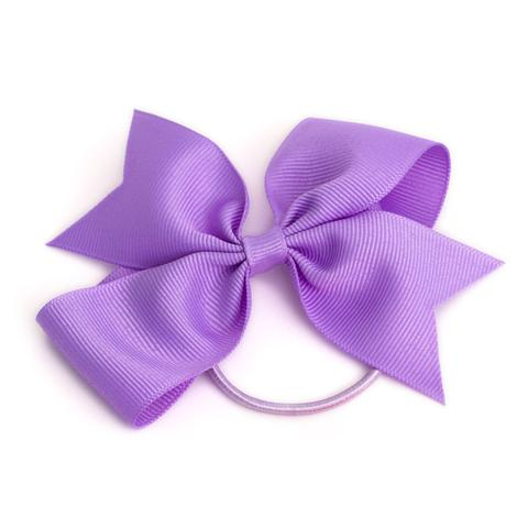 Large Band Bow - Solid Colors