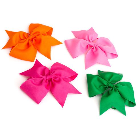 Extra Large Band Bow - Solid Colors