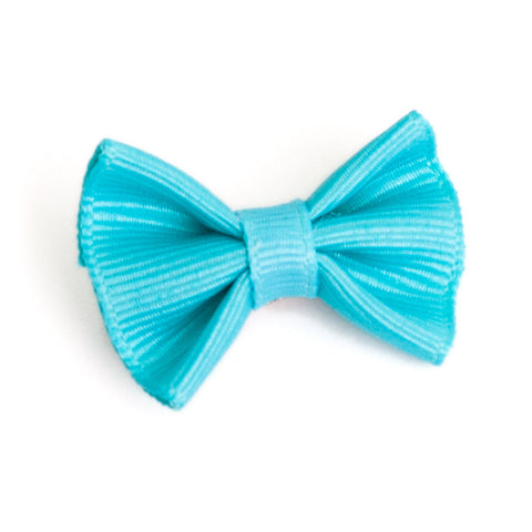 Newborn Clip Bow - Solid Colors
