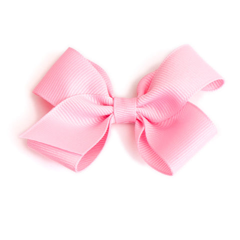 Toddler Clip Bow - Solid Colors