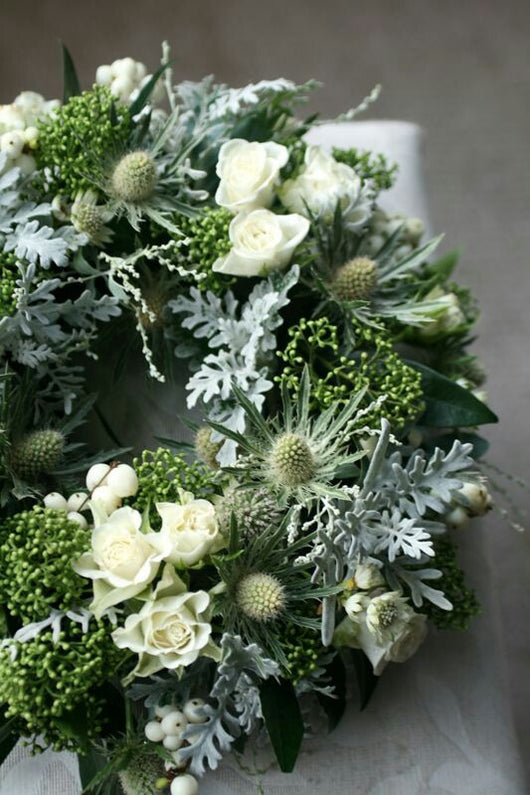 Wreath **Natural Style