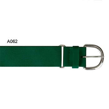 Champro Elastic Youth Baseball Belt, 1.25in Wide, Forest Green