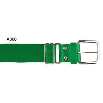 Champro Elastic Youth Baseball Belt - (18-42 in) - Kelly Green