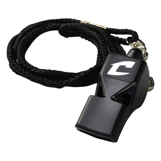 Champro Official's Whistle with Lanyard