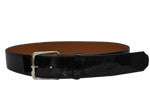 Smitty Umpire Belt, 1-1/2in Black Patent Leather