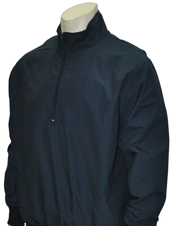 Smitty Long Sleeve Umpire Jacket, Navy