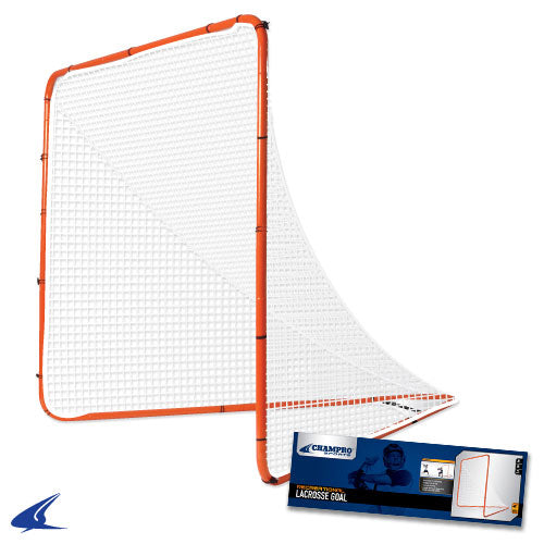 Champro Recreational Official Lacrosse Goal, 6ft x 6ft