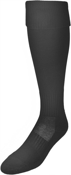 Pear Sox Adult Pro Sock, Black