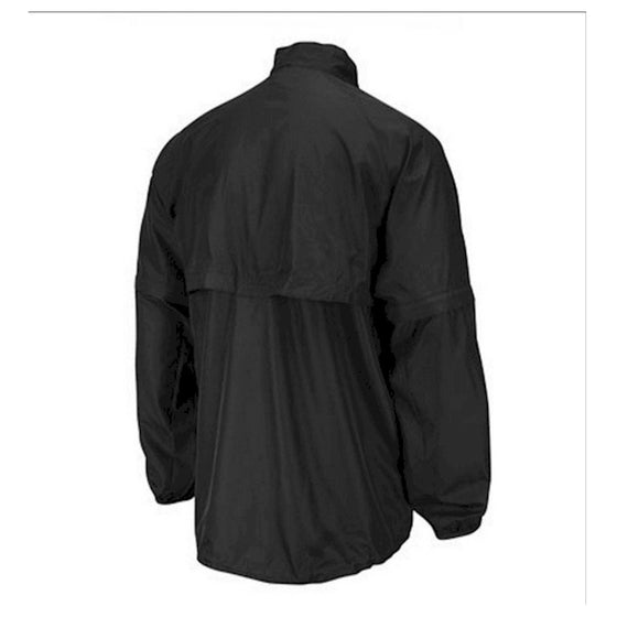 Smitty Umpire Convertible Base Jacket, Black
