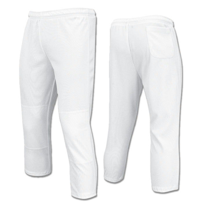 Champro Value Pull-Up Boys Baseball Pant, White