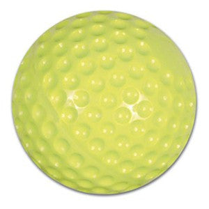 Champro Dimple Molded 11in Softball - Optic Yellow - per DZ