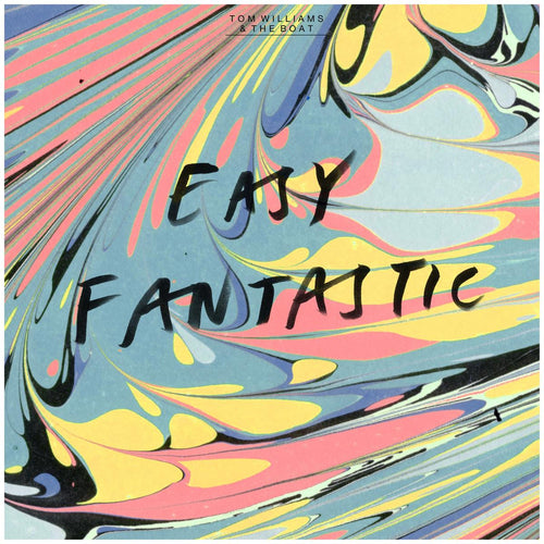 Easy Fantastic CD *Signed*