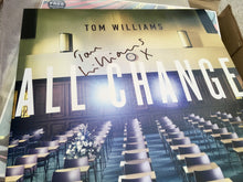 "'All Change' 12"" 180g Clear Vinyl (Second Pressing) *Signed*"
