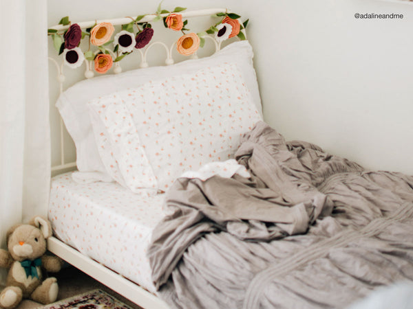 5 Simple Steps for Dreamy Kids' Bedrooms
