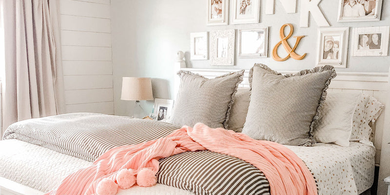 How To Layer A Coverlet Like A Boss