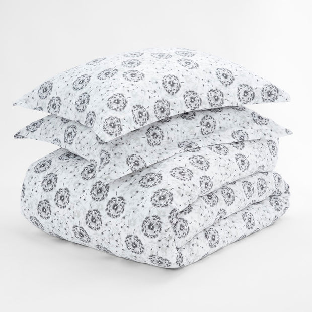 Make A Wish Patterned 3-Piece Duvet Cover Set