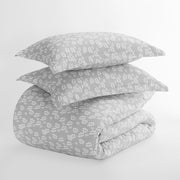 Wheatfield Patterned 3-Piece Duvet Cover Set