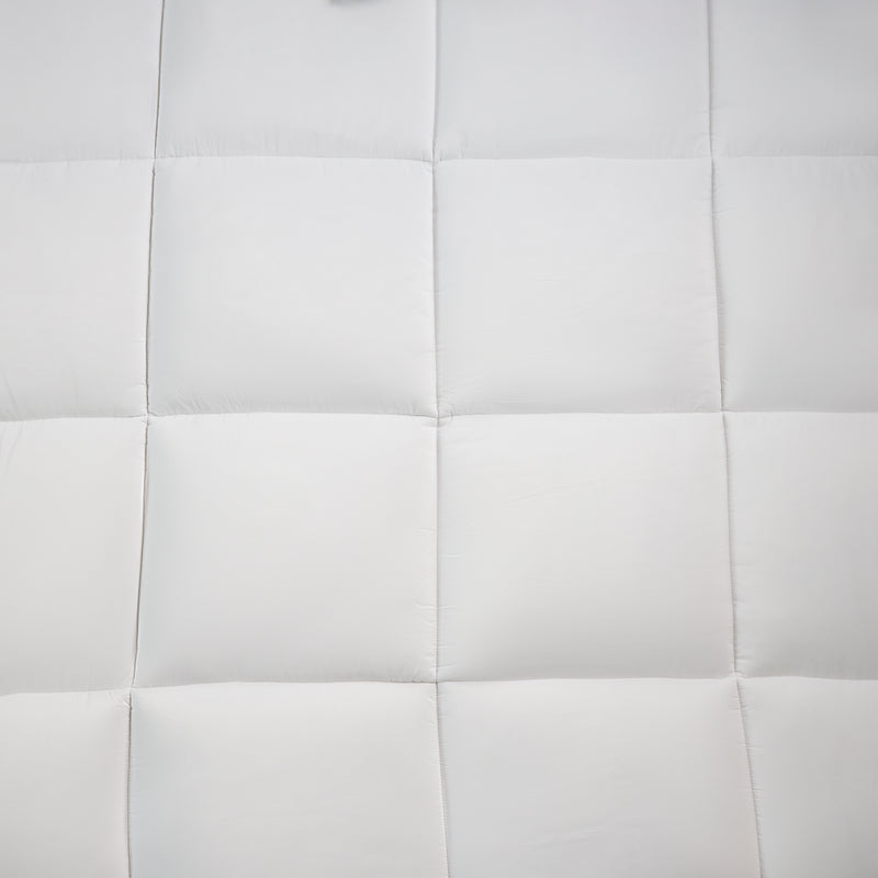 Overfilled Plush Mattress Topper, ALT2 Image