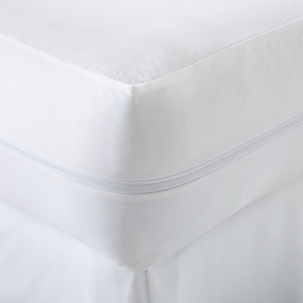 Total Protection 6-Sided Mattress Encasement - Mattress Coverings - Linens and Hutch