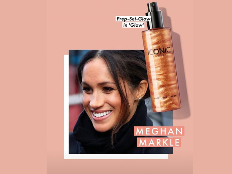 Megan Markle Loves This €25 Setting Spray