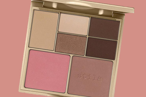 These Stila Face Palettes are Crazy-Versatile, This Is How to Use Them
