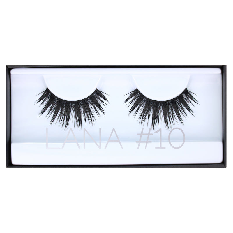 Classic Lash Lana #10 - The Beauty Editor