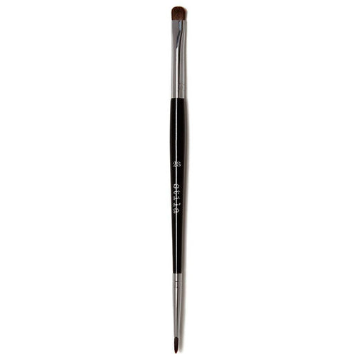 #28 Smudge and Line Brush-Makeup Brushes-The Beauty Editor