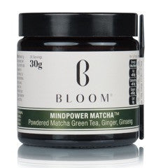 Mindpower Matcha - The Beauty Editor