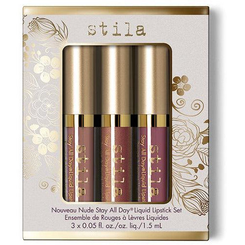 Stay All Day Liquid Lipstick Set - The Beauty Editor