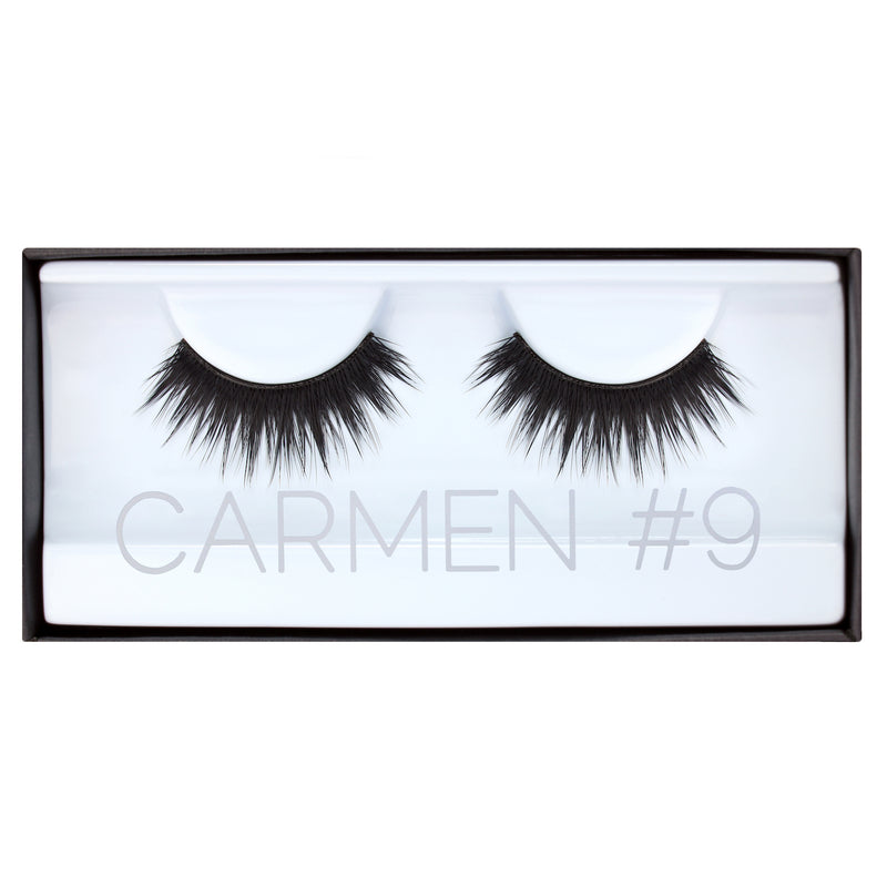 Classic Lash Carmen #9-Eyelashes-The Beauty Editor