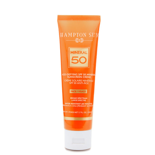 Age-Defying SPF 50 Mineral Crème - The Beauty Editor