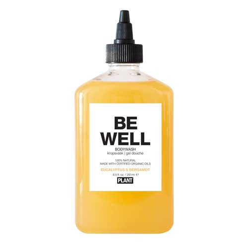 Be Well Organic Bodywash - The Beauty Editor