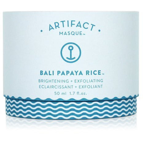 Bali Papaya Rice Masque - The Beauty Editor