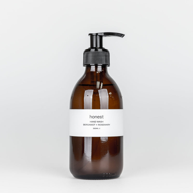 Bergamot and Rosemary Hand Wash - The Beauty Editor