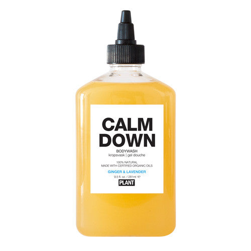 Calm Down Organic Bodywash - The Beauty Editor